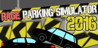 rage parking simulator