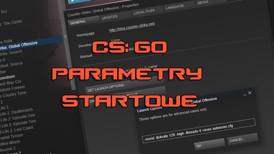 csgo parametry startowe