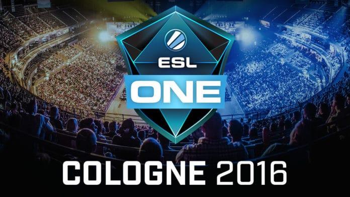 ESL One Kolonia 2016