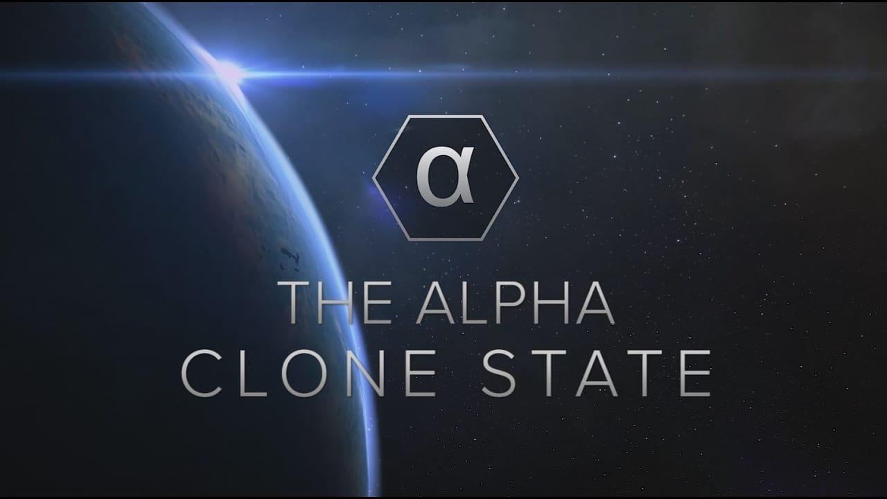 EVE Online Alpha