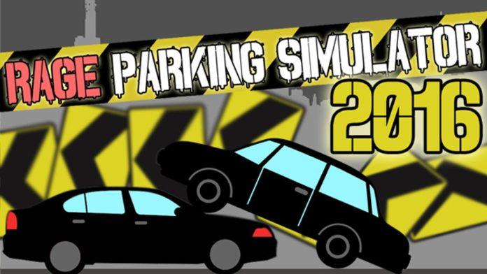 rage parking simulator