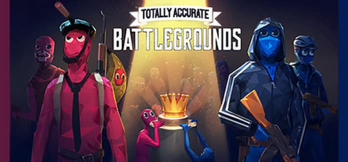 Totally Acurate Battlegrounds