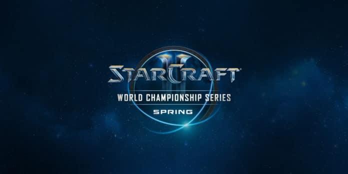 Starcraft2-WCS-Spring, esportcenter