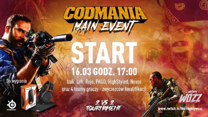 Codmania, esport news, esportcenter