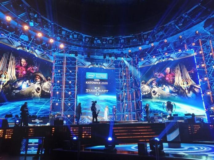 IEM Katowice 2020 Starcraft 2