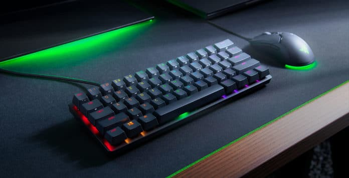 Razer Huntsman Mini, esportcenter