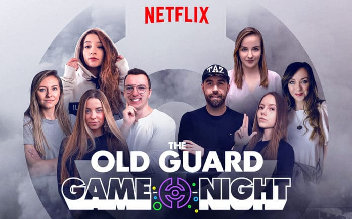 The Old Guard, esportcenter