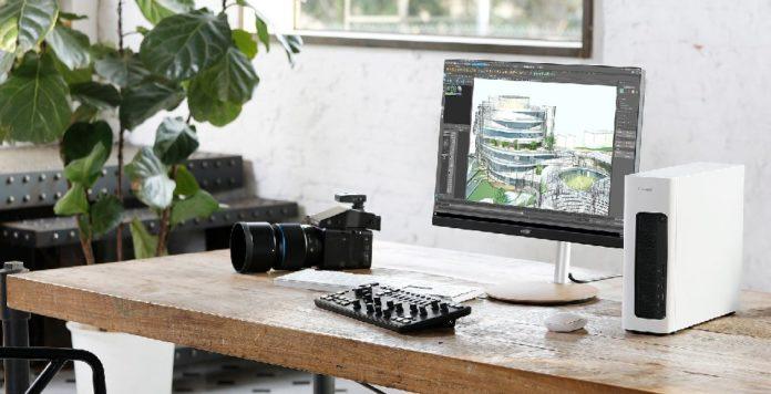 Acer ConceptD, esportcenter