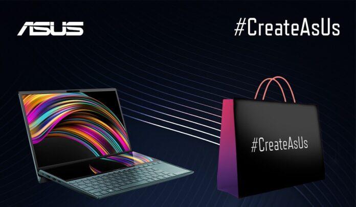 #CreateAsUs