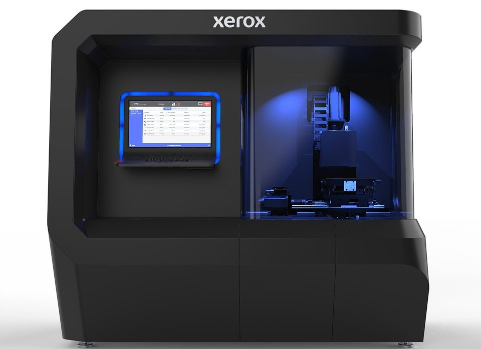 Druk 3D Xerox