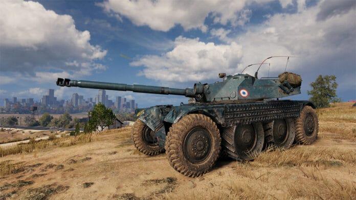 O World of Tanks