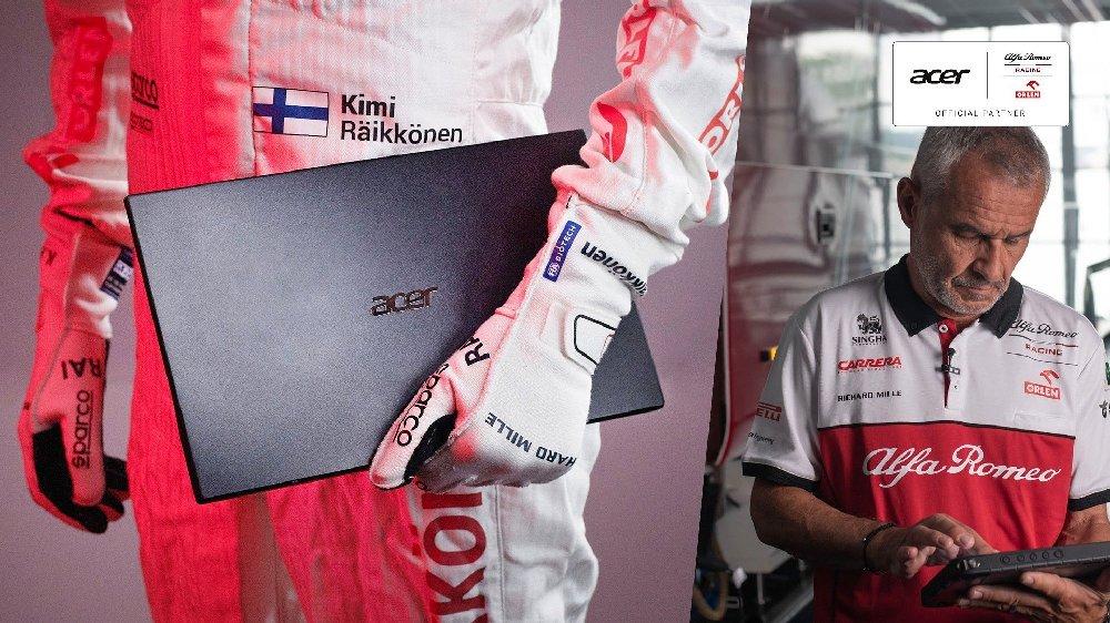 Acer, Sauber Motorsport
