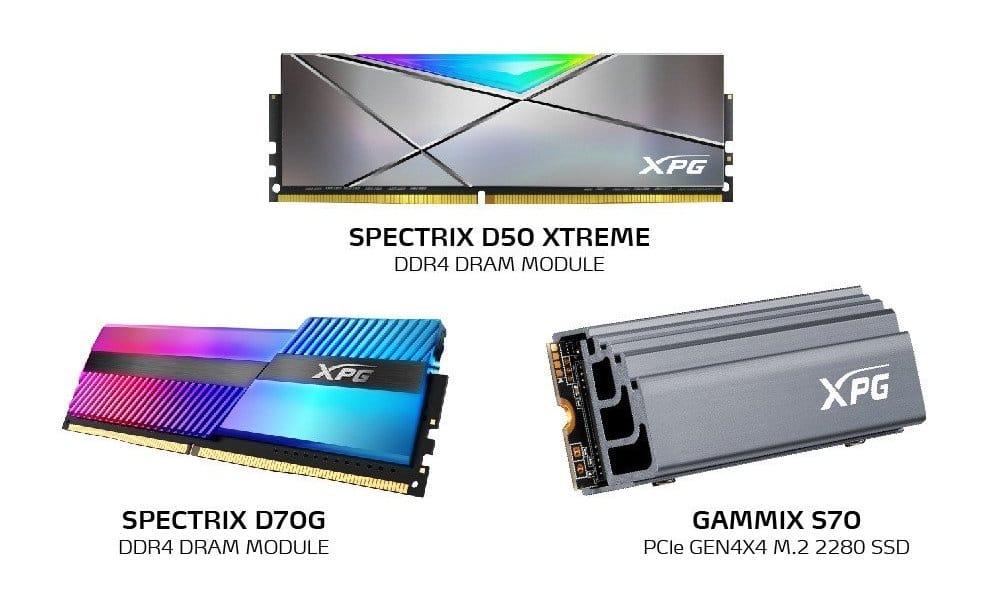XPG Spectrix D70G