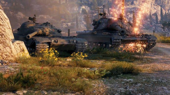 World of Tanks na Steam