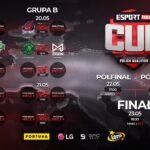 Esport Now Cup harmonogram