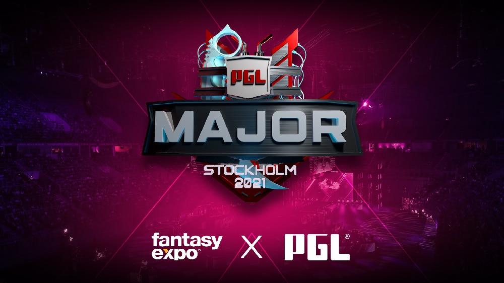 Fantasyexpo PGL Major Stockholm 2021
